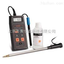 HI993310便攜式土壤電導率/鹽的活度測定儀