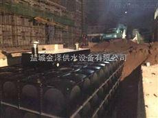 黑龙江地埋式装配式箱泵一体化消防水箱