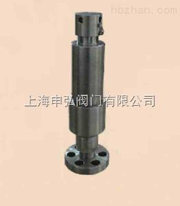 高压注水泵站安全溢流阀