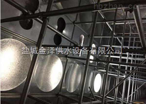 云南昭通智能型BDF复合式地埋式箱泵一体化