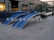 污水站臭气处理设备(玻璃钢盖板 除臭风管 喷淋净化塔)