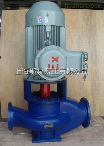 防爆型立式双吸离心泵