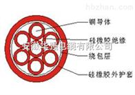 ZRC-KGG 12*2.5-矽橡膠控製電纜