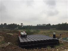 南通崇川区装配式无焊接地埋式箱泵一体化成套设备