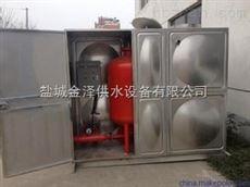 江西九江消防/生活智能箱泵一体化泵站价格