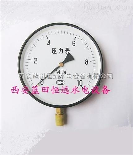 监测各种气体、液体压力Y-60压力表小巧灵活