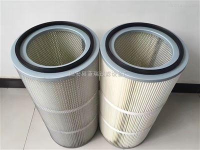 工业过滤空气滤芯粉尘回收滤筒