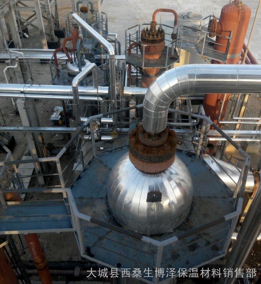 铝皮硅酸铝保温施工队价格