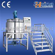 上海新浪-液體果汁不銹鋼攪拌罐