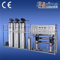 上海新浪LRO系列药品反渗透处理装置