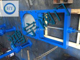 CBZ圓型螺旋閘門、手動方型插板閥、圓形閘板閥