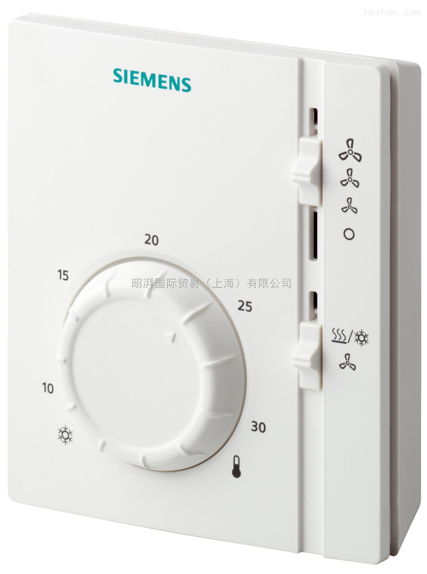 供应江南德国*西门子RAB10/CN 温控器控制器