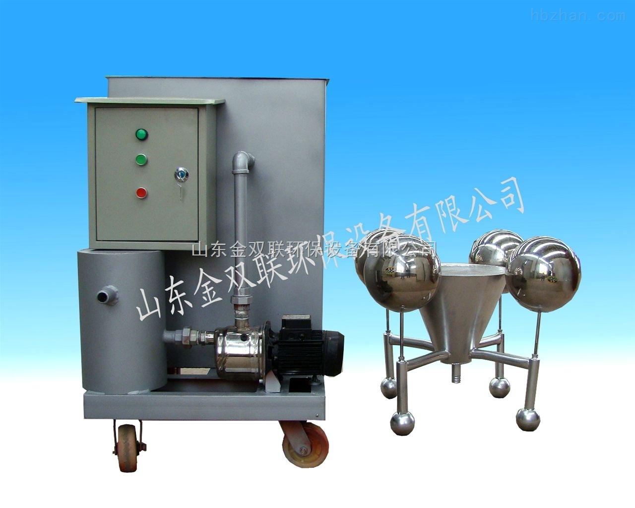 高效移動式浮油吸收器