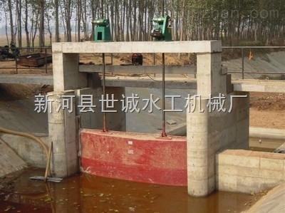 河道PGZ型铸铁闸门、PZ型铸铁闸门