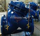 JD745X高压多功能水泵控制阀