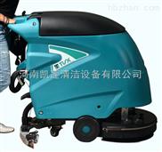 T55-特沃斯T55手推式洗地機-鄭州工廠車間全自動洗地機