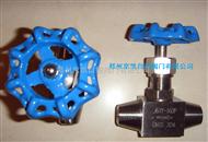J61Y高温高压焊接针型阀