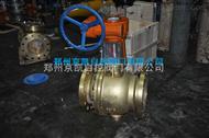 QY347F氧气铜球阀