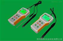 手持式土壤溫度酸堿度測試儀