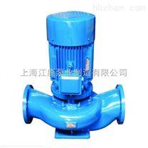 立式isg管道泵125-200 5.5kw四級電機
