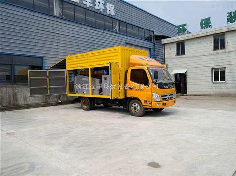 TRP型车载平板式污泥脱水装置