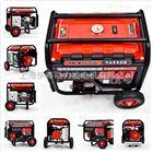 3kw移动式汽油发电机