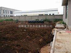 福建福州地埋装配式BDF水箱箱泵一体化