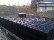 河北石家庄300吨JZ-300抗浮式增压箱泵设备