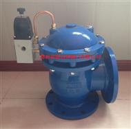JM744液控电磁排泥阀