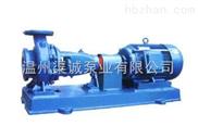 IS型单级清水离心泵.