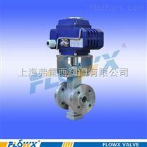 AC220V電動調節閥 電動流量控製閥