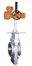 Z5434FY、H齿轮导动带导流孔平板闸阀