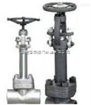 800lb-1500lb锻钢低温截止阀