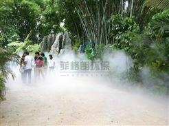 长沙人工造雾专业生产厂家/旅游景点专用人工造雾系统/园林人工造雾公司项目