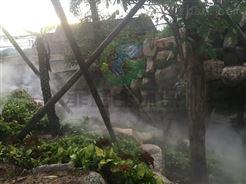 貴州景區人造霧技術生產廠家/人造霧霧效專家/大型戶外景觀人工造霧工程