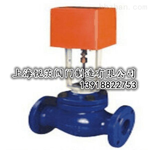 vd72电动二通阀,螺纹二通铸钢电动调节阀维护简单