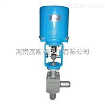 ZDLS/ZDSJ电子式电动高压角形调节阀