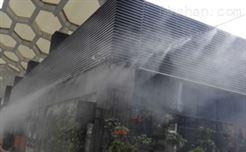 淮北商业中心亚美体育APP价格/户外场所喷雾降温系统工程安装