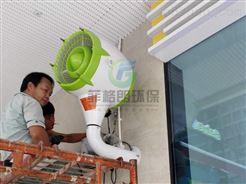 温州商业中心亚美体育APP价格/户外场所喷雾降温系统工程安装