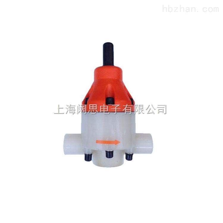 隔膜计量泵配件泄压阀