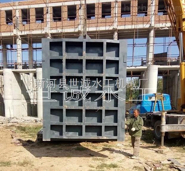 平板钢闸门泄洪平板钢闸门生产厂家