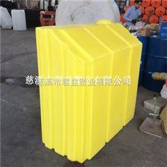供应500升耐酸碱机械农用水箱 方形加药箱
