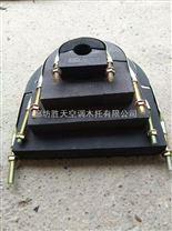DN34保温管道木托
