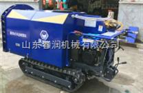 果哈哈 农业机械履带式果园风送喷雾机