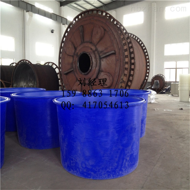 宜興食品級1000公斤PE發酵桶廠家直銷