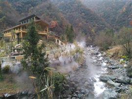 旅游区造景喷雾