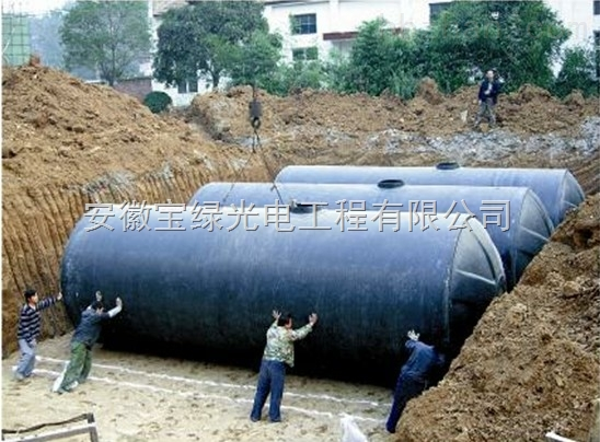 安徽一体化生活污水处理设备价格