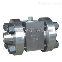 Q61N/Q61F高壓焊接球閥