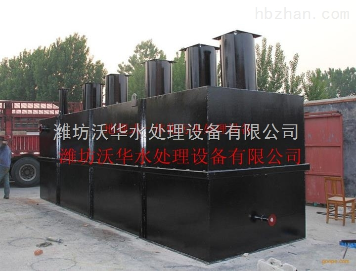 养猪场污水处理设备简介