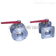 Q41F-ZL铝制球阀/铝合金槽车球阀